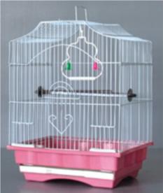 Арт 112 - клетка для птиц, 30*23*39