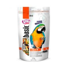 LO-70274 Корм для крупных попугаев полнорационный. Дойпак