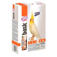 LO-72202 Корм для средних попугаев полнорационный