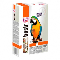 LO-72700 Корм для крупных попугаев полнорационный