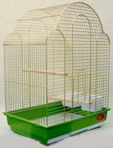 Клетка для птиц 700AG 42*30*57 см.